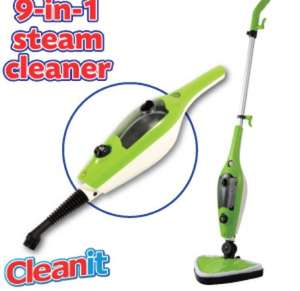 Cleanit 9-in-1 steam cleaner £27.99 @ Home Bargains