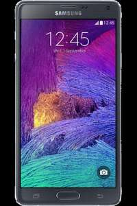 samsung galaxy note 4 £24.99 + £34.99 pm @ Mobileshop