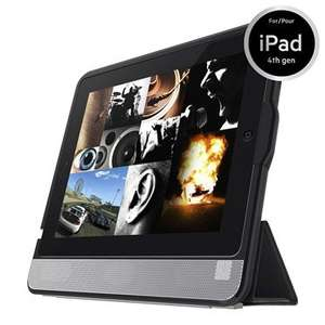 Belkin Thunderstorm Handheld Portable Home Theater Speaker System for iPad 4 / £21.99 at eBay seller trusted_goods