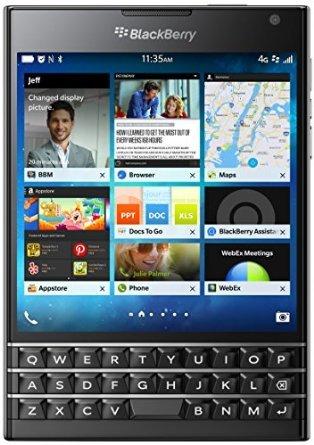 Blackberry Passport £388 Delivered @ Amazon