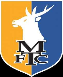 Mansfield Town v Northampton Town £7.00 14th Feburary 2015 @ One Call Stadium