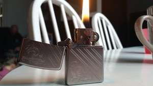 Zippo Florentine Lighter £4.99 @ Deagostini