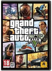 Grand Theft Auto 5 (GTA V) Steam CD Key £34.99 @ SimplyCDkeys