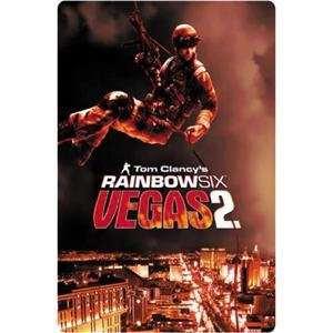Rainbow Six: Vegas 2 (With Exclusive Steelbook?) on Xbox360 Used £1 Delivered @ Play.com/Zoverstocks