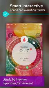 WOMEN: Period Calendar £3.00->FREE (App Store Apple)