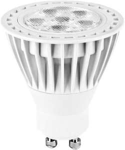 ** TCP LED GU10 Bulb 5w (330 Lumens) - 6 Pack now £17 @ Homebase **