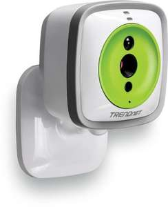 Amazon TRENDnet TV-IP743SIC Wi-Fi Baby Cam £29.99 delivered