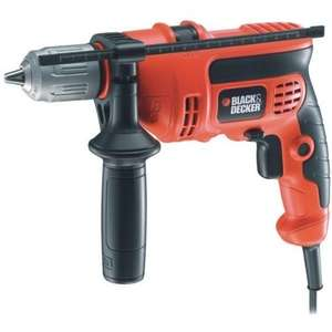 Black & Decker KR604CRESK 240V 600W Variable Speed Hammer Drill £25.49 @ Amazon