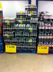 24 x 500ml Coke/Diet @ £5.40 at Makro