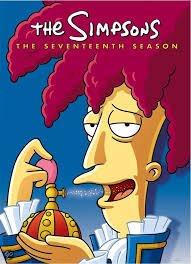 The Simpsons Series 17 £9.99 @ HMV Luton