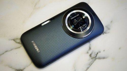 Samsung Galaxy K Zoom SIM Free £269.99 @ Argos + Free £20 Gift Voucher