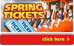 Twin Lakes Waterpark reduced ticket prices £11.99