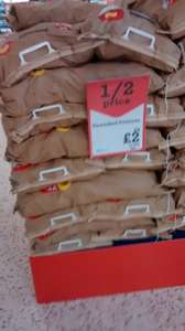 12.5 kg sack of Potatoes Half Price £2.00 @ Morrisons