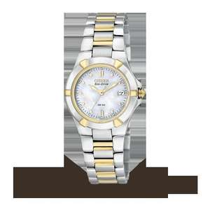 Citizen Eco-Drive Ladies WR100 Watch £80 @ Goldsmiths