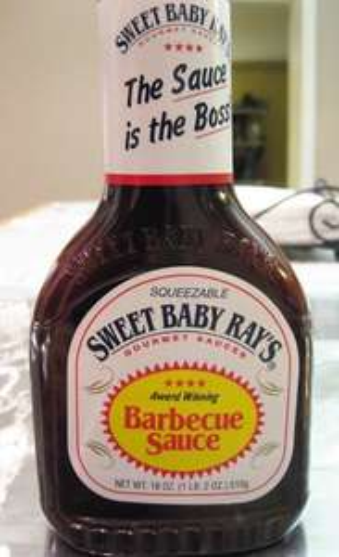 Sweet Baby Ray's BBQ Sauce @ B&M £0.99
