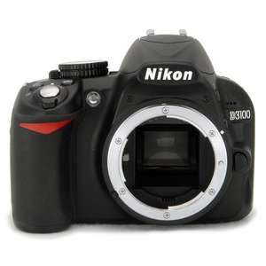 Ex-Demo Nikon D3100 D-SLR Digital Camera Body £139 @ Harrison Cameras