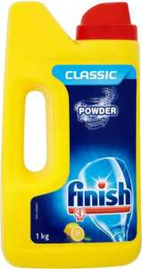 Finish Classic Dishwasher Powder £3 @ Asda/Tesco/Waitrose