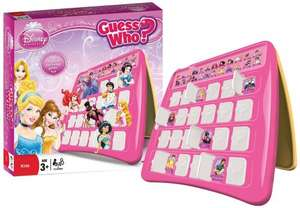 Disney Princess Guess Who @ £9.97 from Tesco & Amazon (Plus £3.30 delivery or Free Delivery on Prime / £10)
