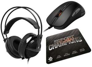 SteelSeries Gaming Bundle - £49.97 Reserve & Collect @ PC World