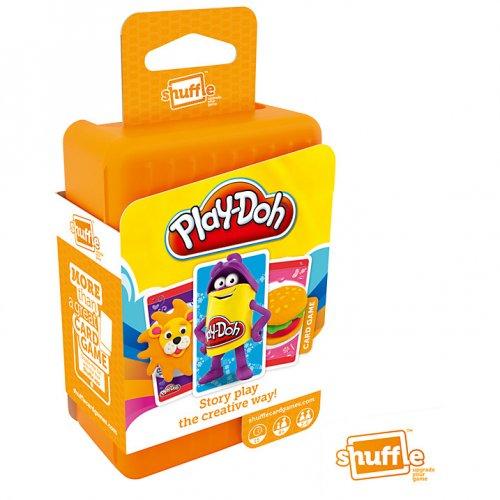 Shuffle Play-Doh Card Game £4.89 @ John Lewis - Free C&C