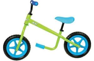 Kixi Balance Bike £19.99 from Ebay Argos Outlet