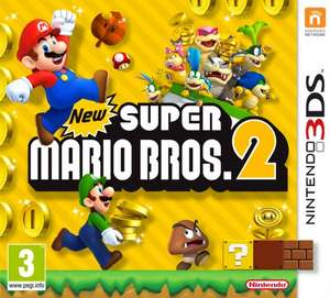 New Super Mario Bros 2 Special Edition 3DS Game Code £14.99 (Facebook Like) (Current Code 19372VP28Q) @ CDKeys