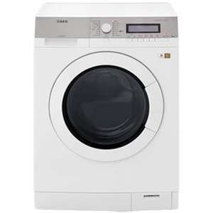 AEG Lavamat L87485FL Freestanding Washing Machine - White - £559 @ AO.com - £434.00 (after cashback)