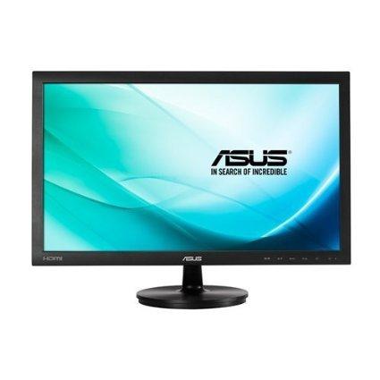 Asus VS247HR 23.6 inch Widescreen Full HD LED Monitor (1920x1080, 2ms, HDMI, VGA, DVI-D) £108.29 @ Amazon