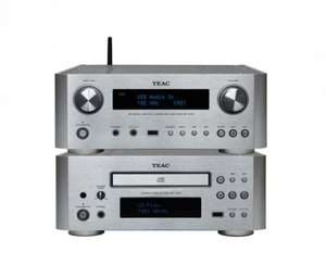TEAC NP H750 USB DAC/Network Player Integrated Amp + CD H750 £299.95 VIP CLUB MEMBER PRICE @ richersounds (Check link in comments - detailed specs)