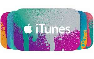 Tesco Clubcard iTunes Flash Sale Offer Exchange £5 in Clubcard vouchers Receive iTunes £25 code