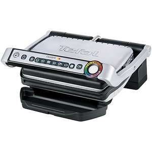 Tefal OptiGrill (2 year guarantee included) @ JOHN LEWIS - £99.99