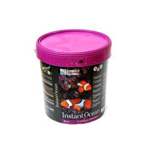 25kg Instant Ocean £35.95 or Reef Crystals £39.95 @ porton