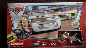 Carrera Disney Cars NOT SCALEXTRIC Race Track - £19.99 at B&M