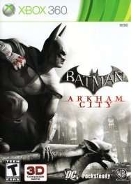 Batman: Arkham City - digital download key - (Xbox 360) £3.99 @ gamepointsnow