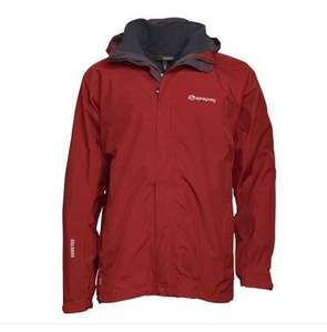Sprayway Mens Nyx Gore-Tex 3in1 Jacket Burgundy/Black (Small and Medium) - £57.59 Delivered @ MandM Direct