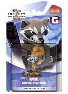 Disney Infinity 2.0 - Rocket Raccoon Figure (& more) SimplyGames - £5.85