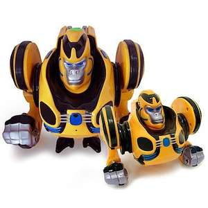 Prime-8 Colossus Radio Control Gorilla & Mini Prime-8 Action Gorilla £29.99 @ Entertainer and Tesco direct