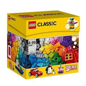 LEGO Creative Building Cube - 600 Piece Brick Box - 10681 £15 @ Asda
