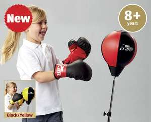 Kids Boxing Set only £4.99 @ Aldi