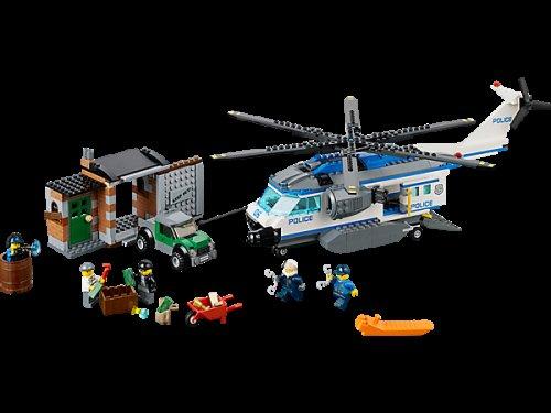 LEGO City Police 60046: Helicopter Surveillance half price £24.99 @ Argos