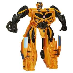 Transformers 4: Age of Extinction - Mega One Step Bumblebee £15 Free Click N Collect @ Tesco Direct