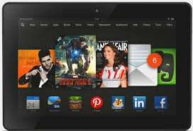 Kindle Fire HDX 8.9 Tablet 16 GB 2013 £199.99 + £20 Argos Voucher
