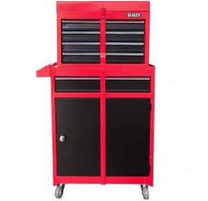 Sealey tool chest and roll cab £59.99 @ Toolstop