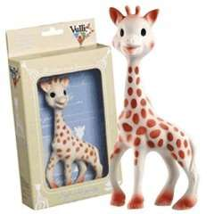 Get Sophie the giraffe for £6.20 from Mamas & Papas