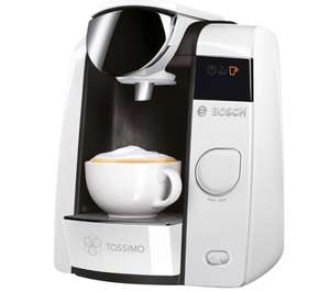 BOSCH TASSIMO JOY 2 TAS4504GB (NEW VERSION) IN WHITE £74.99 @ JOHN LEWIS