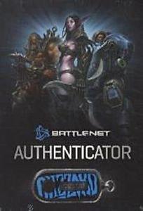 Blizzard battlenet authenticator £4.99 @ hmv