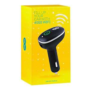 EE Car WiFi (Buzzard 2) with 6GB data - Price reduced to £49.99 (from £104.99)