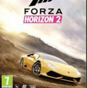 Forza Horizon 2 XBOX ONE at Rakuten for £27.99