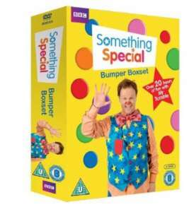 Mr Tumbles Something Special: Bumper Box Set / £11.99 @ bbcshop