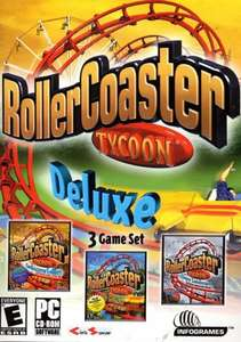 Atari/Rebellion Sale including Rollercoaster Tycoon Deluxe £1.19, Rollercoaster Tycoon 2: Triple Thrill Pack £1.99, Rollercoaster Tycoon 3 Platinum  £3.99 (PC) @ GOG